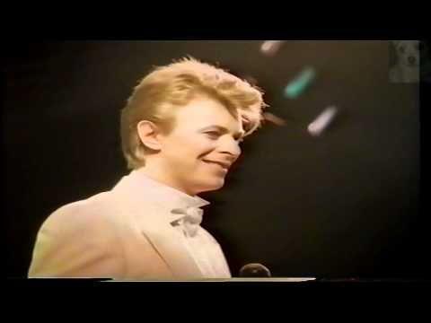 Bowie & Tina - living legends.