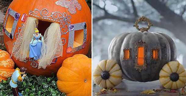 Great Pumpkin Wedding Decoration Ideas for Fall Weddings | http://www.tulleandchantilly.com/blog/great-pumpkin-wedding-decoration-ideas-for-fall-weddings/