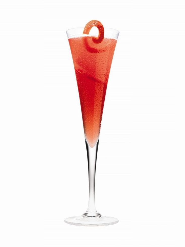 Sparkling Kiss / Cocktail Recepten / Cocktail maken