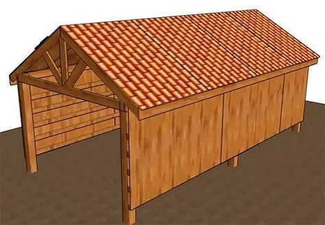 how to build a horse barn cheap
