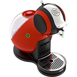 Cafeteira Expresso Arno 15BAR - Vermelha Nescafé Dolce Gusto Melody