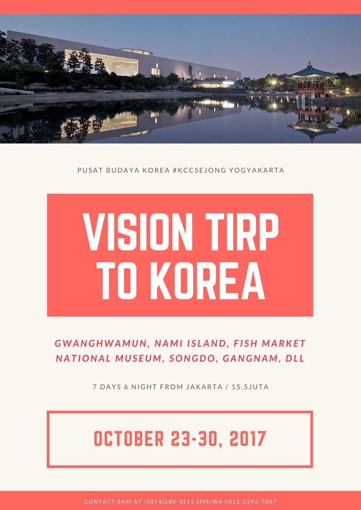 Liburan ke Korea - Autumn in Seoul Korea KCC Sejong Jogja