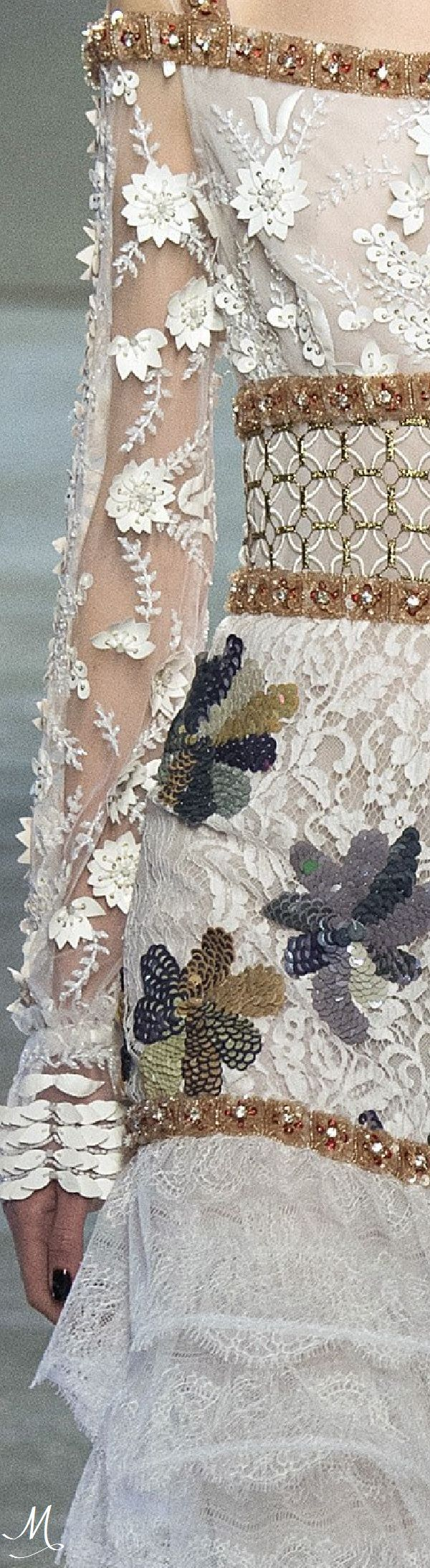 Fall 2016 Rodarte ✿⊱╮ https://www.vogue.com/