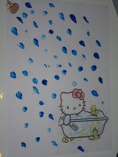 thema : fris gewassen --- badje nemen