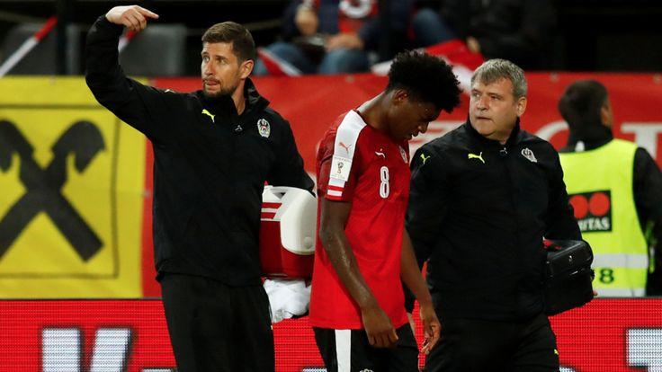 Ösis zittern, Türken feiern - Alaba verletzt sich in WM-Quali - Fussball - Bild.de