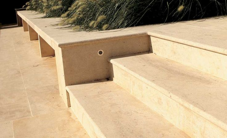 Best The Outside Steps Benches And Paving Are Made From Cut To 400 x 300