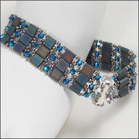 Bonita Tila Bracelet by Mabeline Gidez