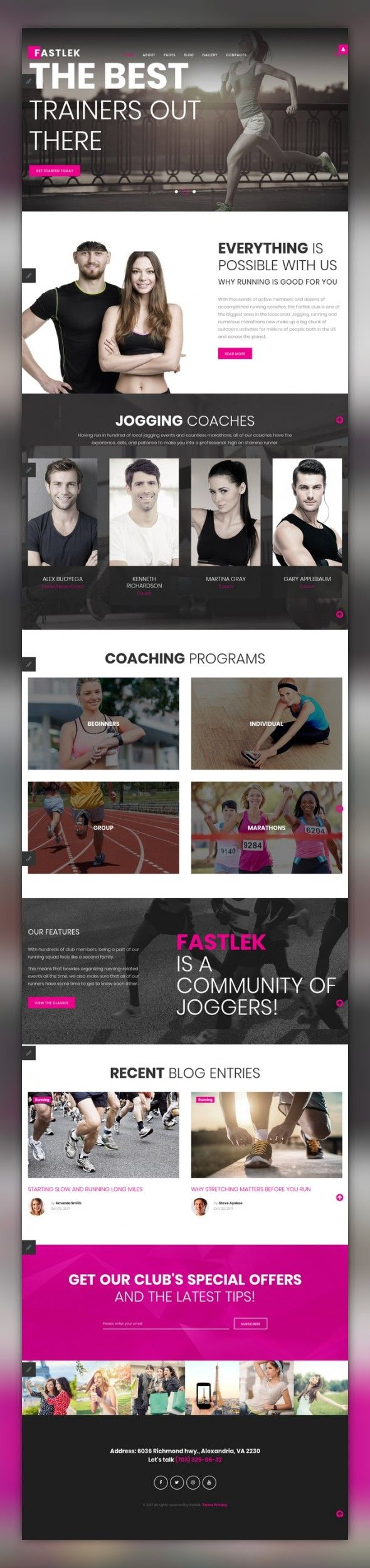 Running Responsive Joomla Template CMS & Blog Templates, Joomla Templates, Sports, Outdoors & Travel, Sport Templates, More Sports Running Responsive Joomla Template. Additional features, comprehensive documentation and stock photos are included.