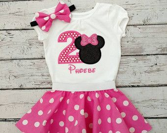 Minnie Mouse Outfit Minnie Mouse costume by FrederickFancies