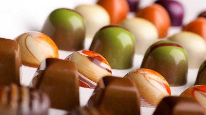 Cokelat Belgia - Wow! Ada Rasa Bawang Hingga Ganja di Makanan Manis Ini