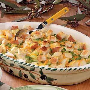 Diabetic Recipe Turkey Casserole Recipe