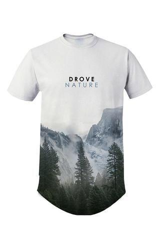 Camiseta Spaces Blanca