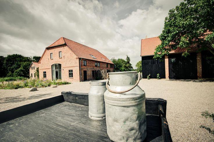 Ferienwohnung und FeWo im Design-Ferienhof   Middenmank in Glaisin Mecklenburg-Vorpommern und Schwerin