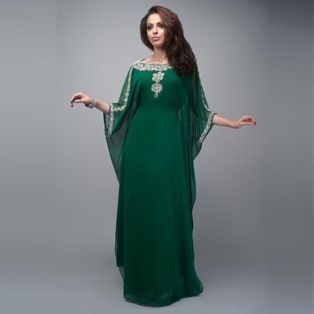 Robe de soiree marocaine pas cher