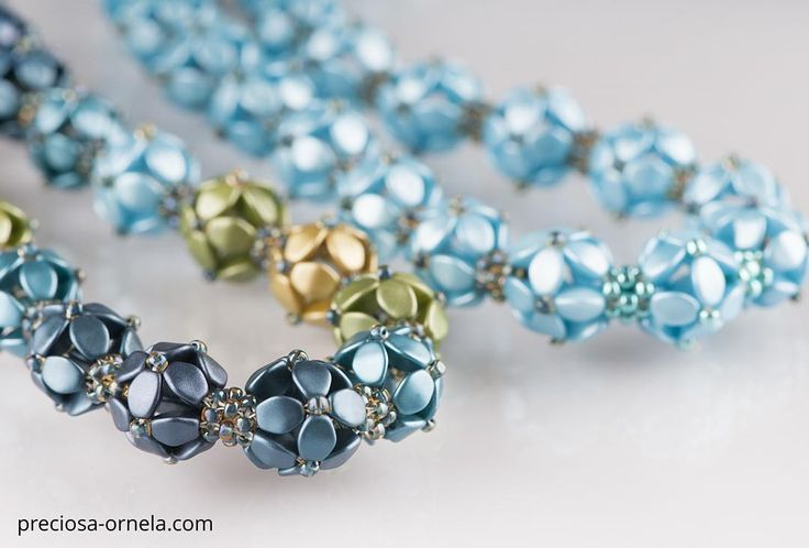 Create your own jewelry with pinch beads