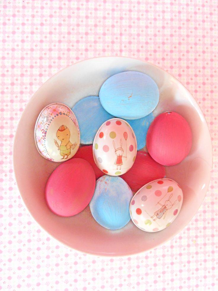 Maileg eggs