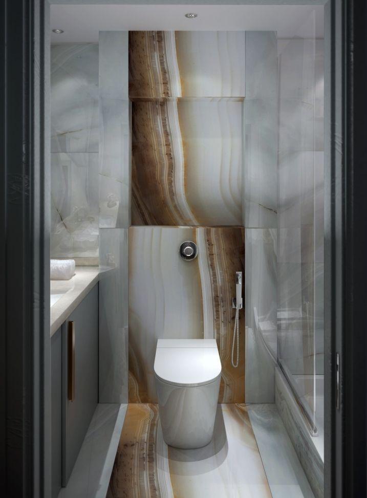 Крошечная студия 29,8 м2 в Сочи от Олега Перепадя - Дизайн интерьеров | Идеи вашего дома | Lodgers