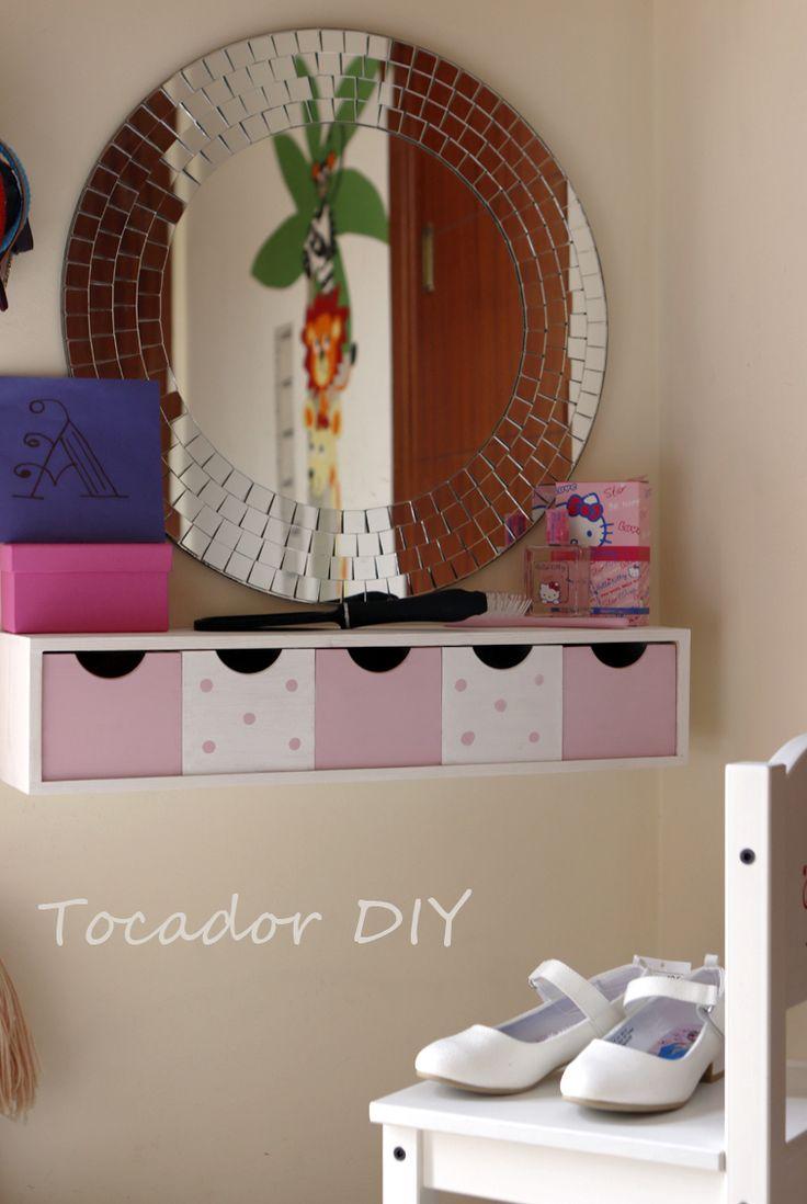 M s de 25 ideas incre bles sobre tocador para ni a en for Dormitorio nina barato