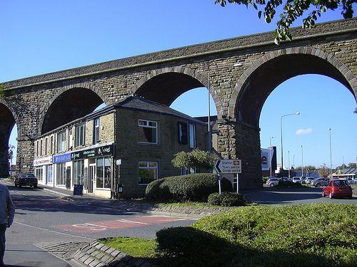 Accrington Viaduct, Lancashire