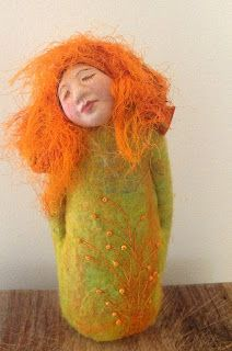 Empress Wu Designs with Wilma : Art Dolls
