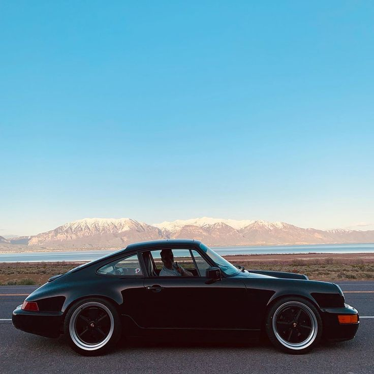 "Modified Porsche 911 | Jesse on Instagram: ""Black out 😎"""