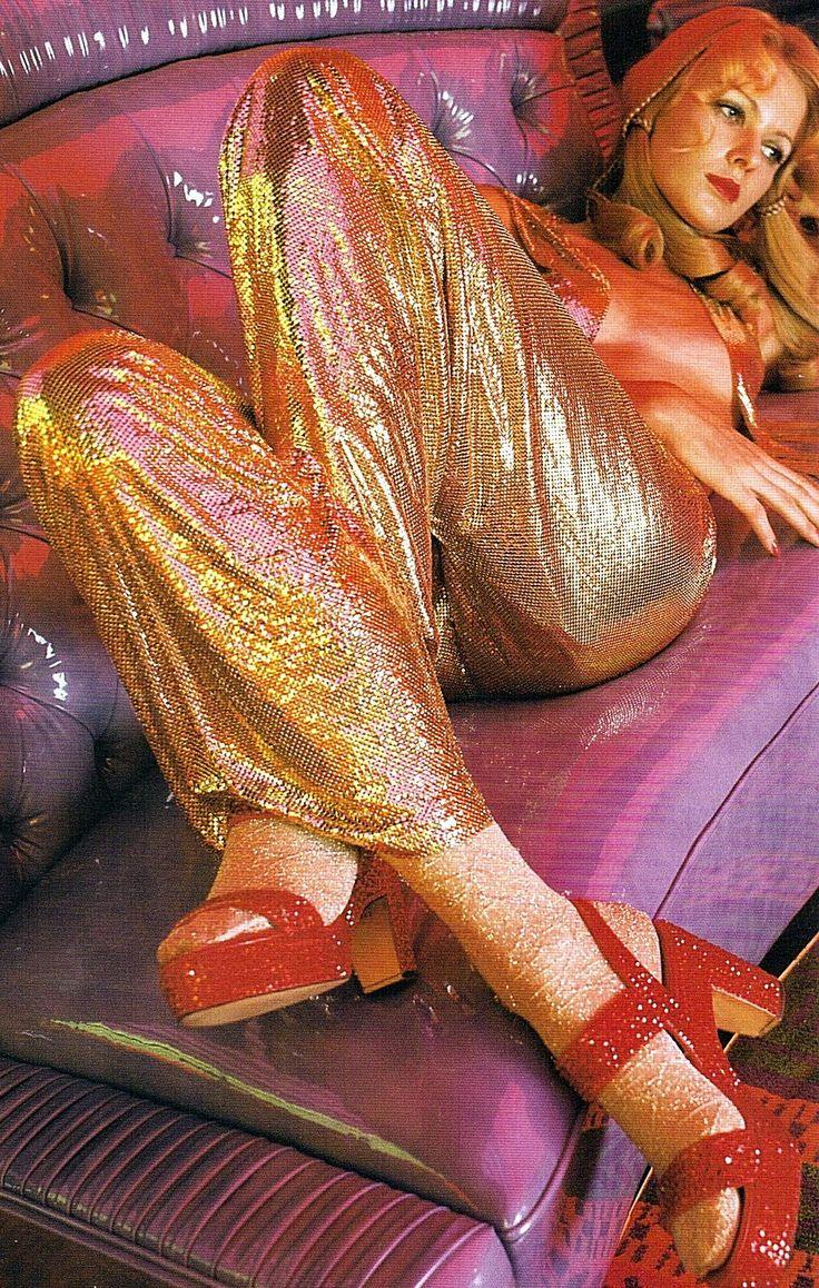BIBA glitter & metallics