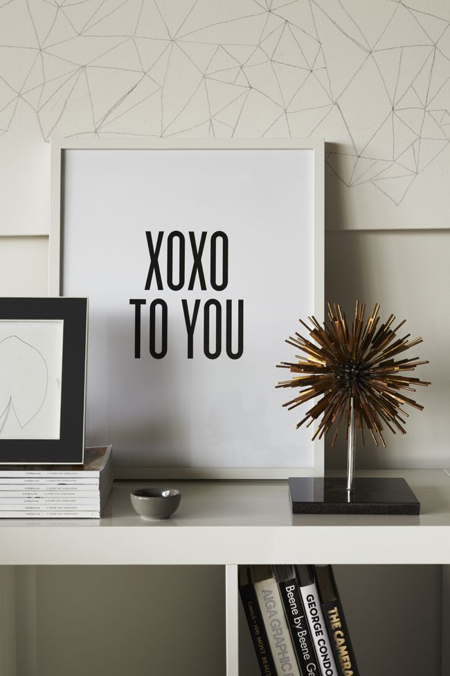 XOXO TO YOU print from RBTL