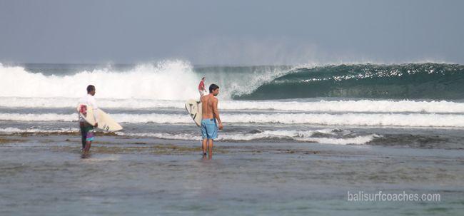 Uluwatu Beach   Bali Surf Coaches