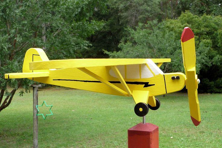 Piper Cub Whirligig