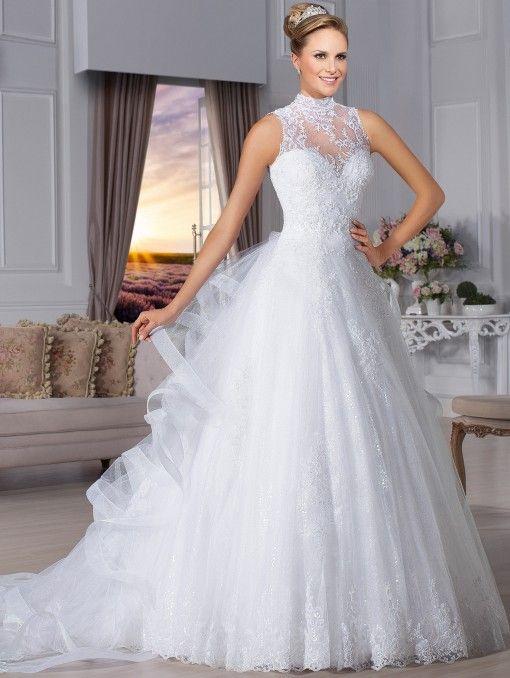 Vestido de noiva modelo: Jaguar