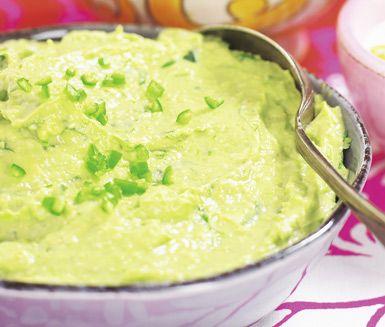 Recept: Guacamole (tacos)