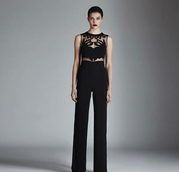 """it's easy to be sexy with this super chich jumpsuit """"Senow"""" available on our shop online"""