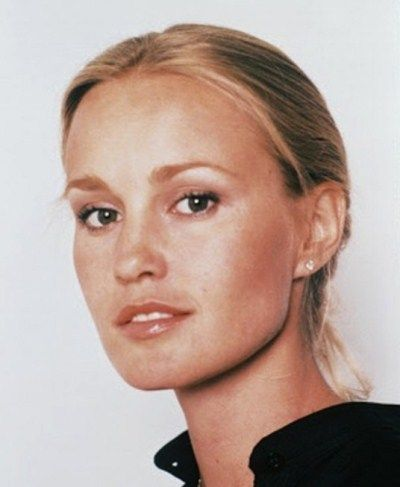 Jessica Lange in her youth
