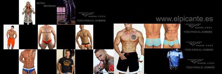 Nuestra ropa interior masculina sexi está más de moda que nunca. Los diseños son atractivos, sensuales, cómodos, fabricados con materiales de gran calidad y perfectamente adaptables a cada talla. Llevar un slip sexy le servirá sin duda para sorprender a cualquiera. https://www.facebook.com/pages/elpicantees/1503194269898277