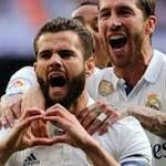 Berita Populer Bola, 2 Cerita Menarik dari Kemenangan Real Madrid  KOMPAS.com - Berita populer Kanal Bola Kompas.com pada Senin (15/5/2017) didominasi oleh hasil pertandingan dari tiga liga besar Eropa, Divisi Primera La Liga (Spanyol), Premier League (Inggris), dan Serie A (Italia). http://rock.ly/z4og0