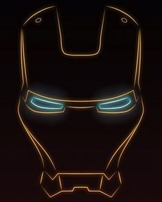 Marvel's IronMan face as background screen for Apple Watch. If you have an Apple Watch, this image will fit both Apple Watch size screens.