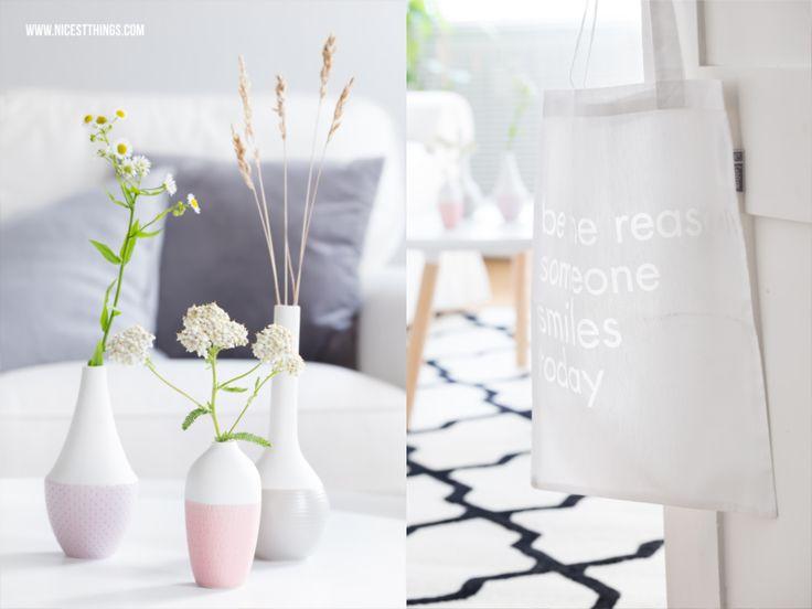 Nicest Things – Food, Interior, DIY: Neuer Wohnzimmerteppich, Sommerdeko von Ra …   – Living