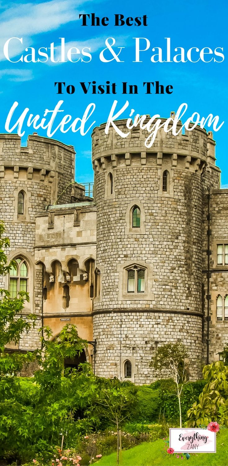 The Best Castles and Palaces to Visit in the United Kingdom    The UK is known for some of the best castles and palaces in the world.I think every little girl's dream is to become a princess. Yes, I'm one of them. I'm fascinated to learn aboutand visit castles and palaces in the UK. Since I moved to the UK back in 2009, castles and palaces are always on my list every time my husband and I go travelling around the country for a short break.