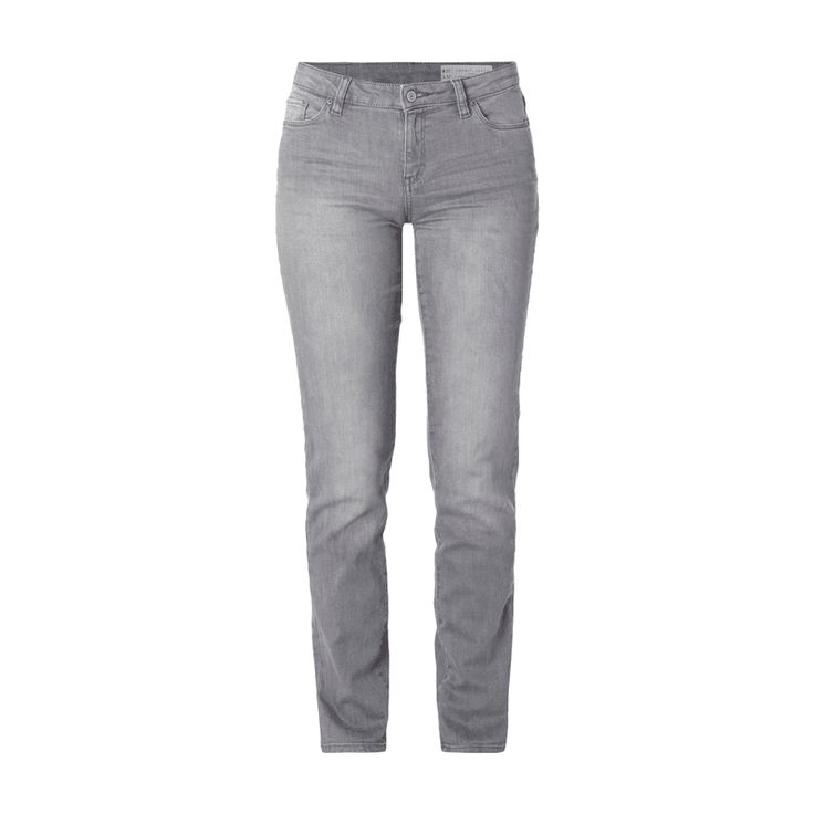 #Esprit #Damen #Stone #Washed #Straight #Fit #Jeans - Damen 5-Pocket-Jeans von…
