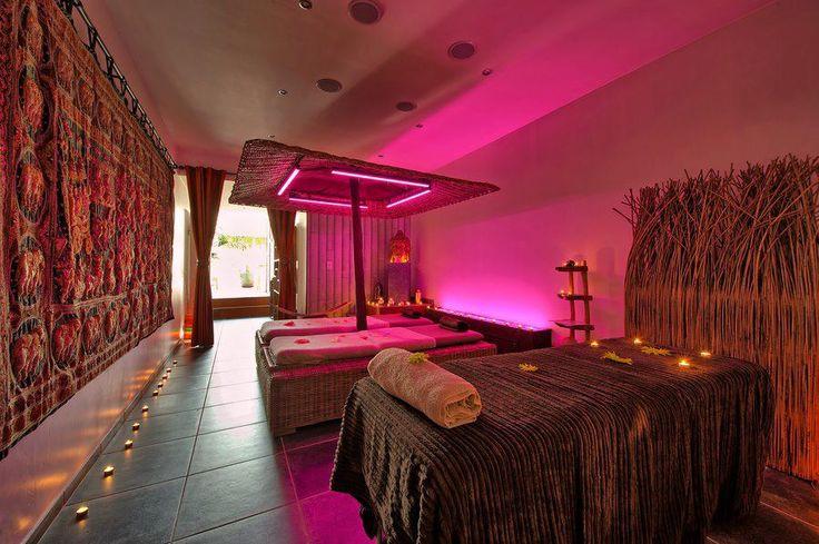 O bois zen une suite de luxe poustouflante de 140m2 avec un immense jacuzzi - Sauna finlandais paris ...