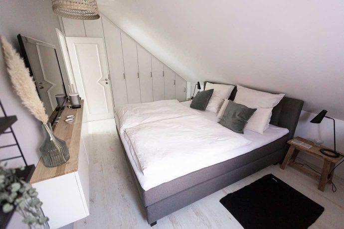 Schlafzimmer Modern Mit Schr臠e
