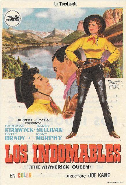 Los Indomables Tomado De: Mejores 484 Imágenes De Carteles De Películas Del Oeste En