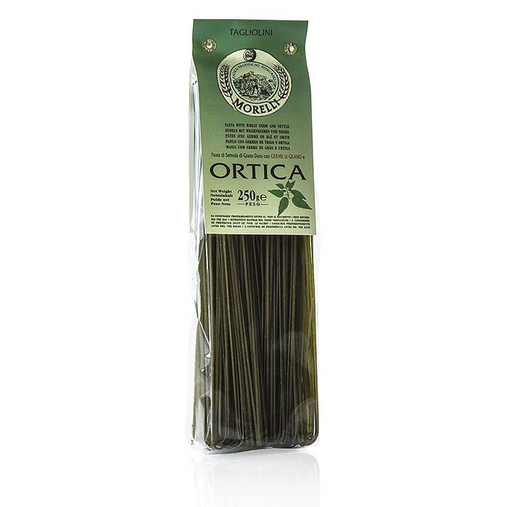 Morelli 1860 Tagliolini, Ortica, s kopřivy a pšeničných klíčků, 250g