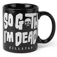 So Goth Mug from Killstar (not clothing, but I want it so it goes on this board. XD)