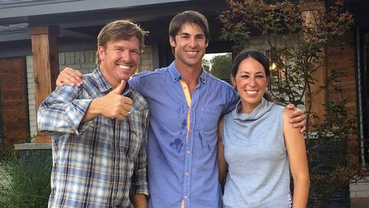 David Ridley, Chip and Joanna Gaines
