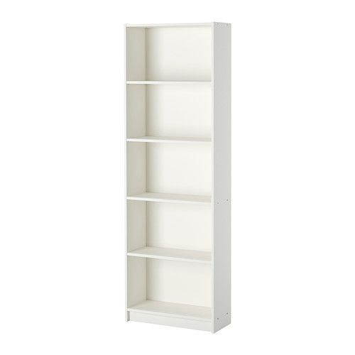 GERSBY Bookcase White