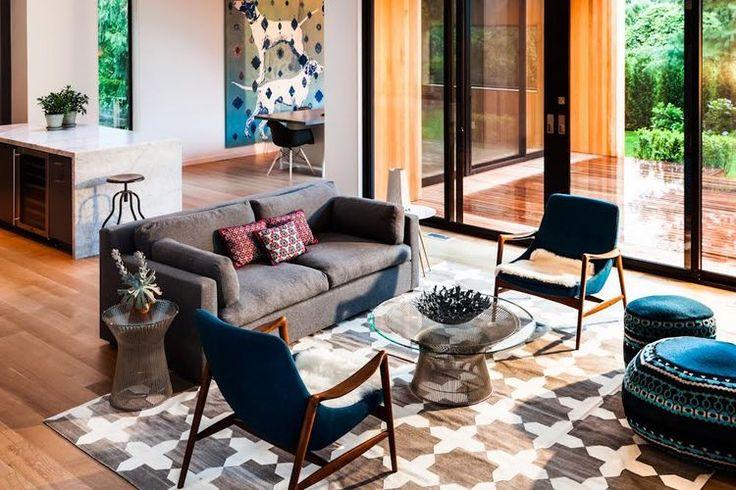 Hedge Row living room