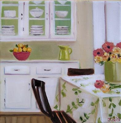 Key West Kitchen, Janet Hill