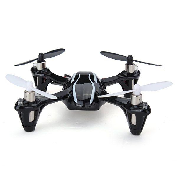 New Version Upgraded Hubsan X4 V2 H107L 2.4G 4CH RC Quadcopter RTF