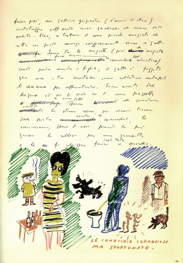 Frederico Fellini - the book of dreams